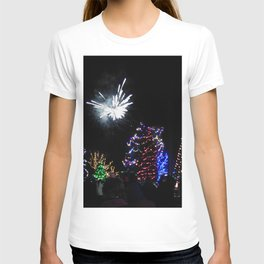 Christmas/Hanukkah  Blast (Photo by Valeen Etterlein) T-shirt