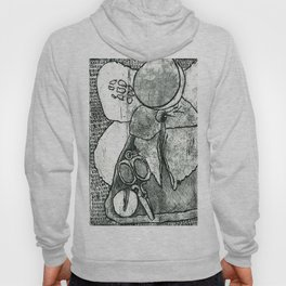 Angel Pin Hoody