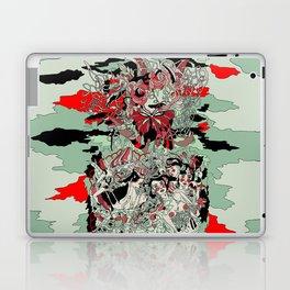 UNINVITED GARDEN Laptop & iPad Skin