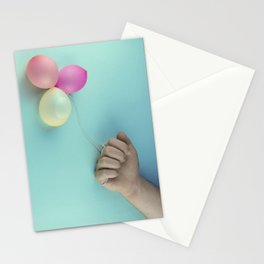 Emotional letdown Stationery Cards