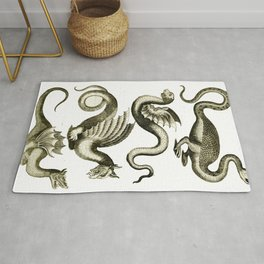 Serpents Rug
