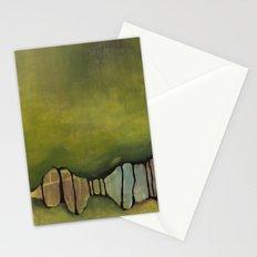 tree canopy Stationery Cards