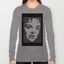 Barbara Steele Long Sleeve T-shirt
