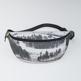 Specimen Ridge - Yellowstone National Park Fanny Pack