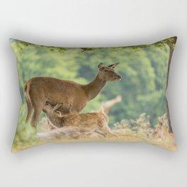 Spring Dear Rectangular Pillow