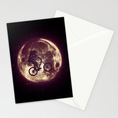 E.T.B. (variant 3) Stationery Cards