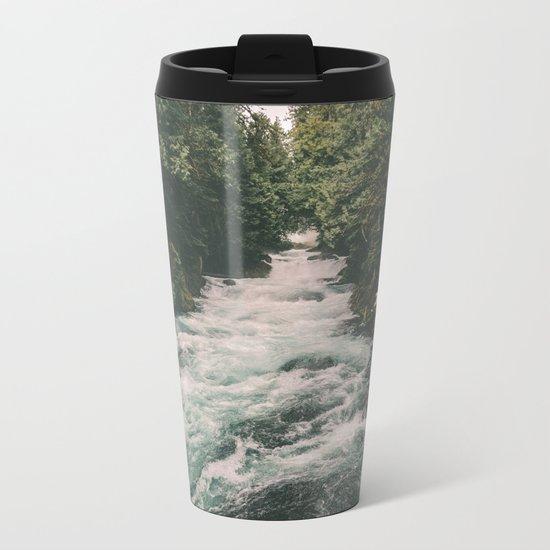 Mckenzie River Metal Travel Mug