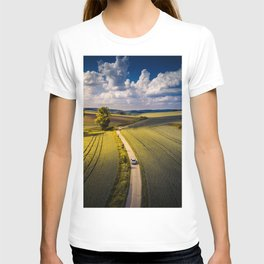 Success is a lonely road T-shirt