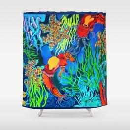 Aquatica Shower Curtain