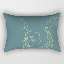 The Weeknd Rectangular Pillow