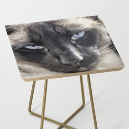 Two Cool Cats Side Table