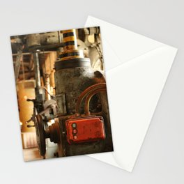 Heavy Industry - Old Machines Stationery Cards