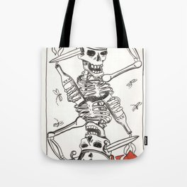 The Suicide Kings Tote Bag