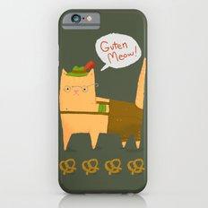 Oktoberfest Kitty Slim Case iPhone 6s