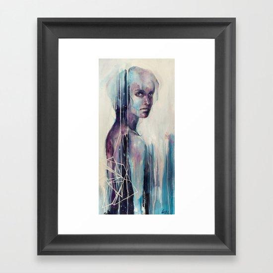 acquiescenza Framed Art Print