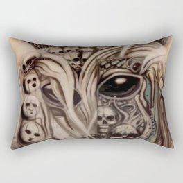 Ghost Machine Rectangular Pillow