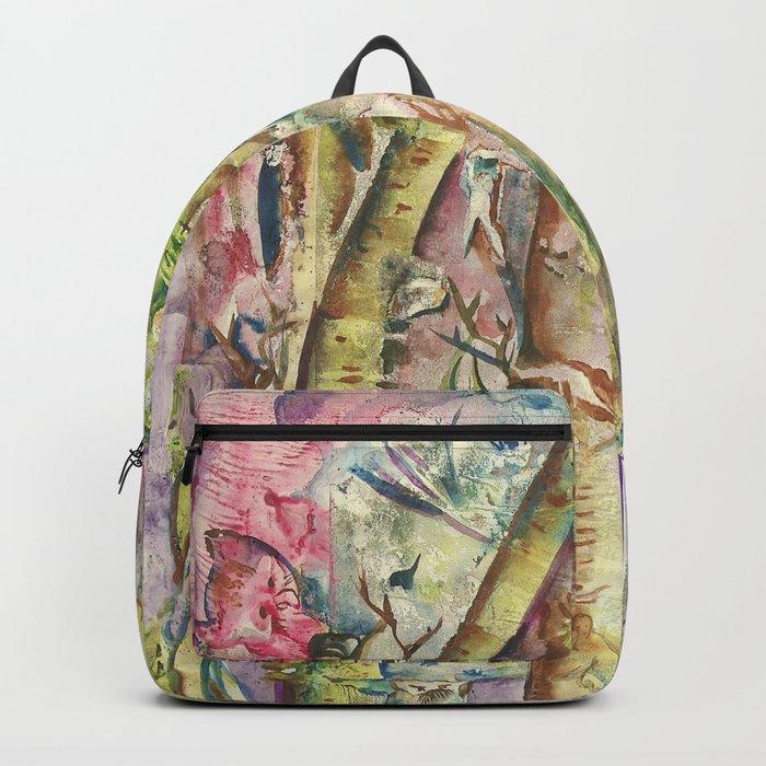 Bamboo Spirits Backpack