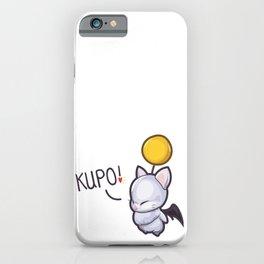 Wind-Up Moogle – Kupo! iPhone Case