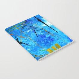 I got the blues Notebook