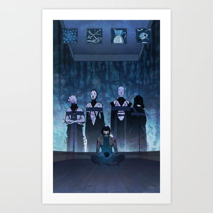 The Hellbound Heart Art Print