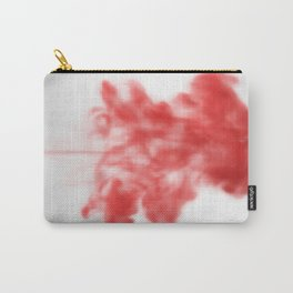 Red ink drop Carry-All Pouch