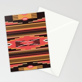 American Native Pattern No. 59 Stationery Cards