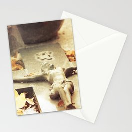 Love things from Pere Lachaise Stationery Cards