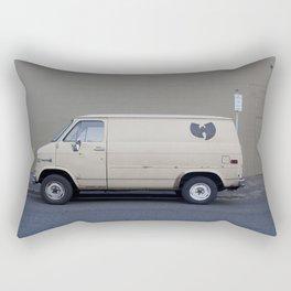 Wu Tang Van Rectangular Pillow