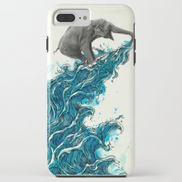Self Serve/Surf iPhone Case