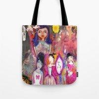 degas Tote Bags featuring Degas by sara aguiar