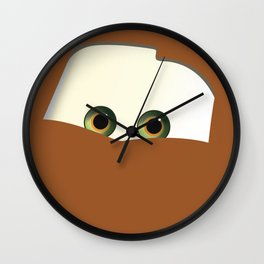 Cars - Mater Wall Clock