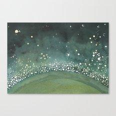 Galaxy No. 2  Canvas Print