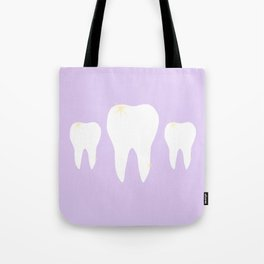 Les Dents Tote Bag