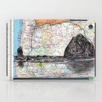 oregon iPad Cases featuring Oregon by Ursula Rodgers