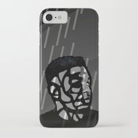 kendrick lamar iPhone & iPod Cases featuring Kendrick Lamar by Mr Mamu