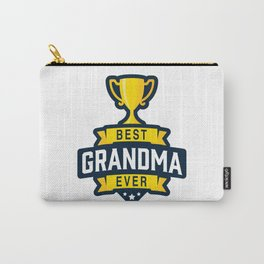 Best Grandma Ever Carry-All Pouch