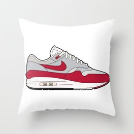 Air Max 1 OG Throw Pillow