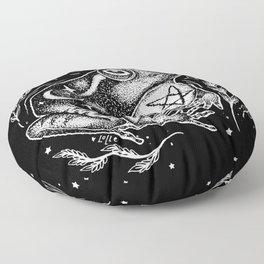 BLACK TOAD Floor Pillow