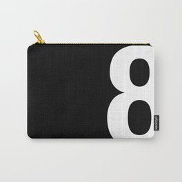 Lucky number: 8 Carry-All Pouch