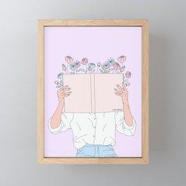 Read All About It Framed Mini Art Print