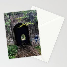 The Screaming Tunnel Stationery Cards