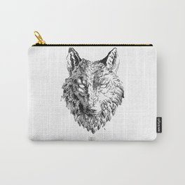 Forest Gods | Wolf Carry-All Pouch