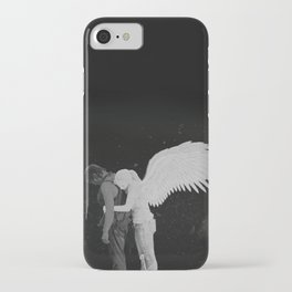 Daryl Dixon and Beth Green pt.II iPhone Case