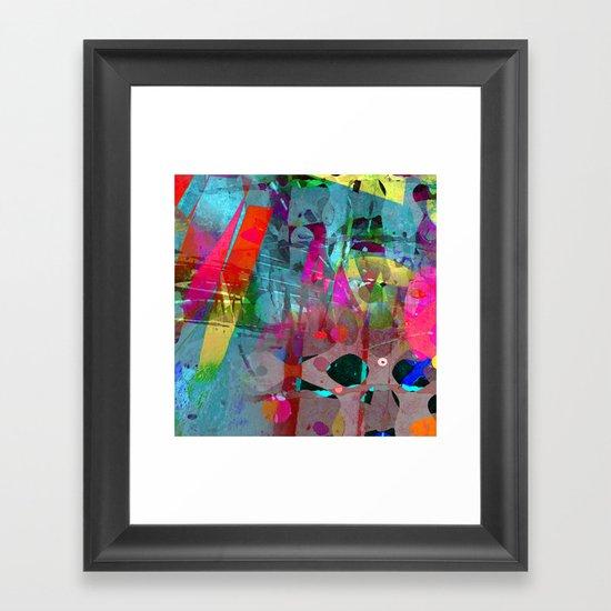 infidelity Framed Art Print
