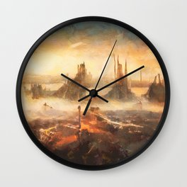 Taaffeite Wall Clock