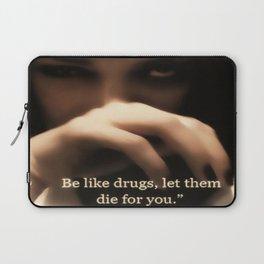 Be Like Drugs  (film fan art) Laptop Sleeve