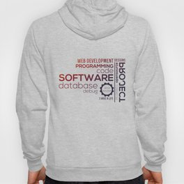 Programmer: Typography Programming - Color Hoody