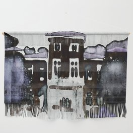 Manor House Wall Hanging