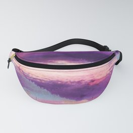 Fantasy Abstract Fanny Pack