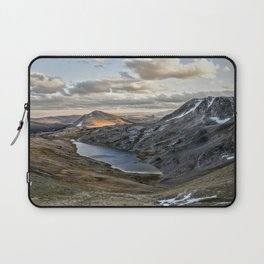 Hidden Lake Wyoming Laptop Sleeve